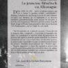 Thiéme, Alain - La jeunesse Bündisch en Allemagne - Couverture