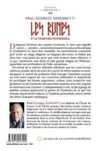 Sansonetti, Paul-Georges - Les runes et la tradition primordiale_4ème