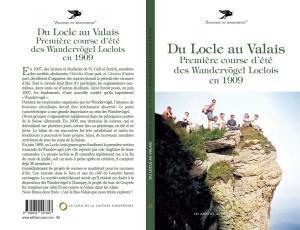 Du Locle au valais - Première course d'été des Wandervögel Loclois en 1909