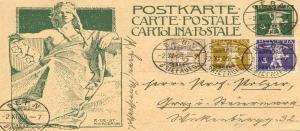 Envoyez une carte postale - Les amis de la culture européenne